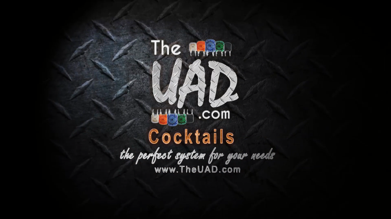 The U.A.D. The Ultimate Automatic Cocktails Dispenser